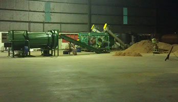 3 tons wood pellet mill projects in Malaysia
